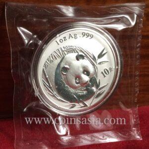Silver Panda 1 oz Coins