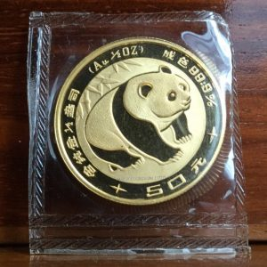 china gold coin