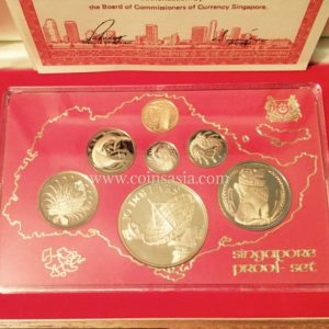 Singapore Coins and Medals
