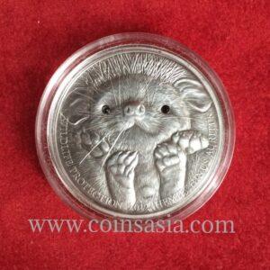 mongolian silver