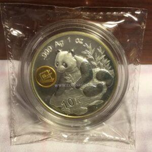 1998 china silver air show panda