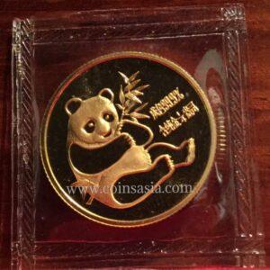 Gold Panda Coins