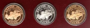 Macau Grand Prix Coin Record Sales