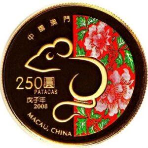 2008 Macau Gold Rat col