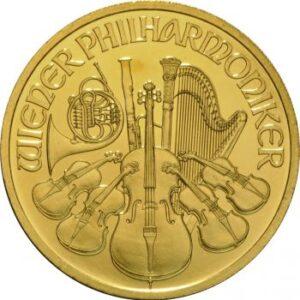 2009 Austrian Philharmonic Gold Coin